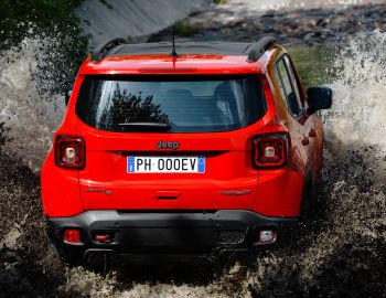 Jeep Renegade Trailhawk Plug In Hybrid Worldwide Bu 2019