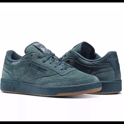 b013b53221955 List of Pinterest reebok club c 85 vintage green images   reebok ...