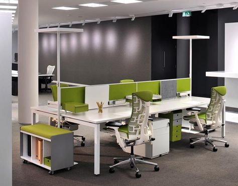 Sense desks by Herman Miller | Sense table | office2 | Pinterest ...