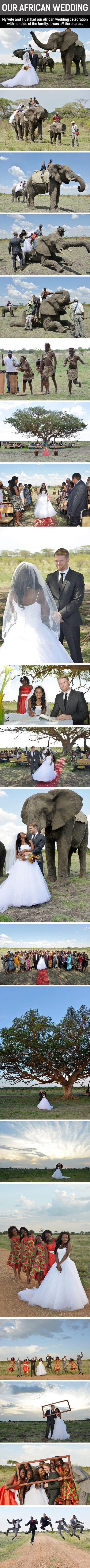 Our African Wedding – 20 Pics