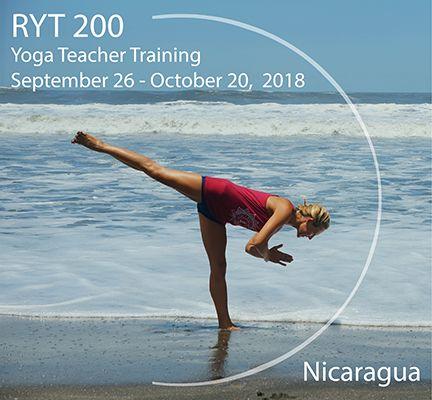 Radiant Life Yoga School Nicaragua And Costa Rica Yoga School Yoga Teacher Training Yoga