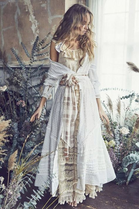 LoveShackFancy Brings Us Their Signature Dreamy Style For Fall 2018