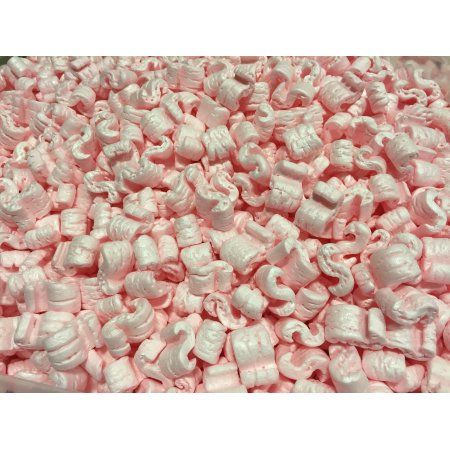 Office Supplies Packing Peanuts Cubic Foot Filling