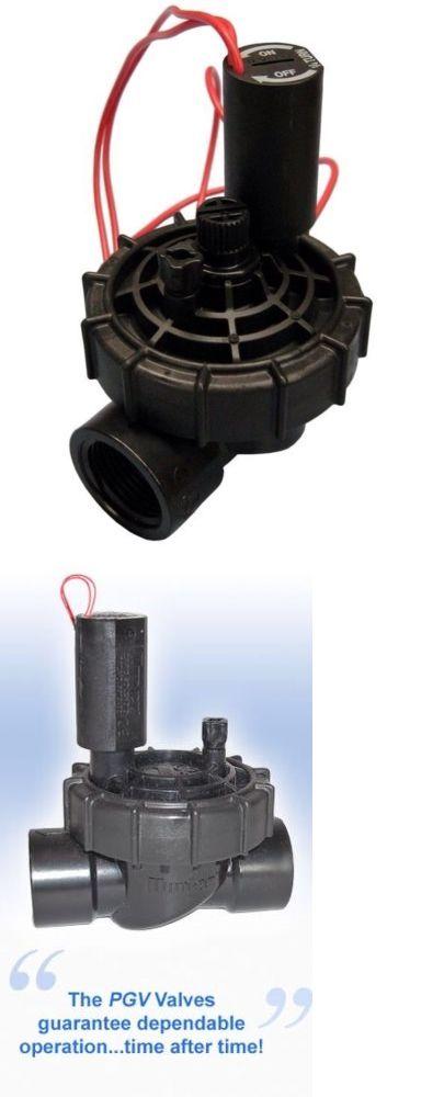 Details About Hunter Pgv 100jt G 1 Sprinkler Valve Female Npt No Flow Control Sprinkler Valve Valve Sprinkler