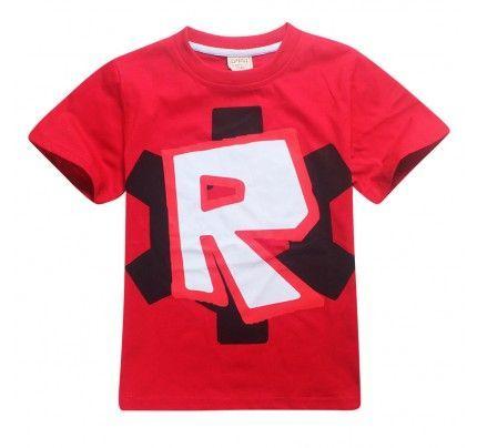 Kids Roblox T Shirts For Children Roblox Shirt Boy Outfits