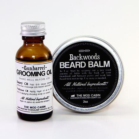 Beard Balm Beard Oil Set Beard Oil Set Beard Balm The Balm
