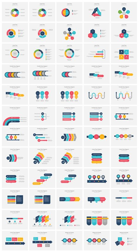 Beautifull PowerPoint diagrams, PowerPoint flow chart templates and graphics. Circle graphics, Venn diagrms and more. Download now >> https://slidehelper.com/powerpoint-diagram-templates-graphics/