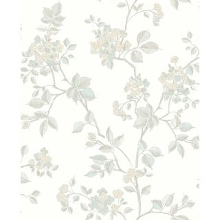 Overstock Com Online Shopping Bedding Furniture Electronics Jewelry Clothing More In 2021 Grey Floral Wallpaper Floral Wallpaper Wallpaper