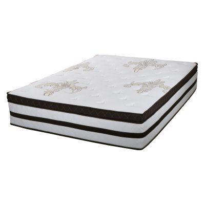 Best Master Furniture Celeste 13 In Pillow Top Gel Infused Memory Foam Mattress Celeckm Mattress Foam Mattress Memory Foam