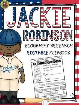 Black History| Biography | Jackie Robinson | Jackie Robinson research