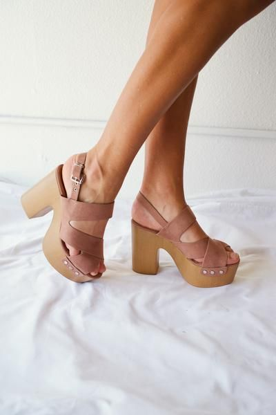 City Of Sound Wooden Heels Wooden Heel Snakeskin Heels