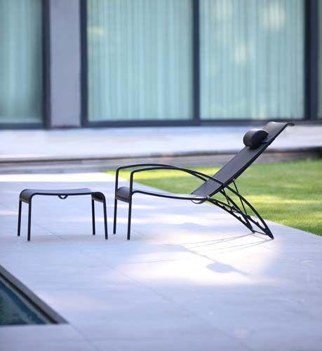 QT Lounger Design: Kris Van Puyvelde   Royal Botania