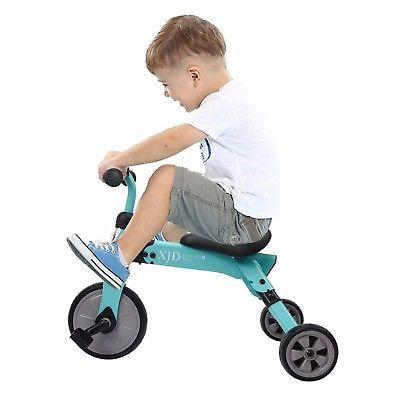 Xjd Toddler Tricycle With Carry Bag Outdoor Indoor Toddler Ride On Toys Kid Step Kids Toddler Tricycle Ride On Toys
