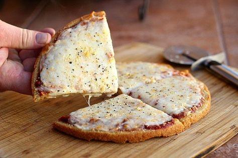 Resultado de imagen para BASE PARA PIZZA DE QUINOA (SG)