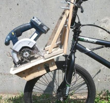 Diy Electric Bike Motors A Friction Drive Can Be Built In Your Garage For A Child Make Your Own Electri Electric Bike Diy Electric Bike Electric Motorbike