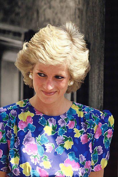 Pin On Princesa Diana De Gales