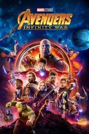 Avengers Infinity War Movie On Bluray Action Movies Sci Fi Fantasy Movies Adventure Avengers Avengers Infinity War Infinity War