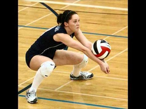 Louisville Head Coach Anne Kordes Teaches You How To Train Young Volleyball Players To Master One Of The Basketball Workouts Volleyball Skills Play Volleyball