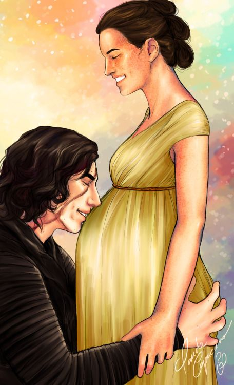 Image Result For Kylo And Rey Pregnant Fanfiction