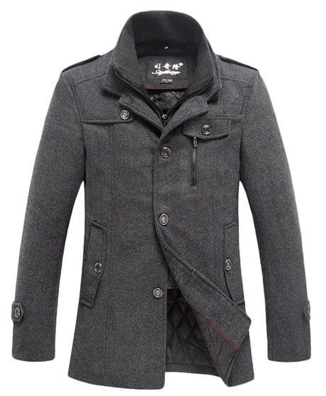 Top 10 Must Have Coats and Jackets for Men in 2020 | Wool jacket men, Mens  winter coat, Winter jacket men