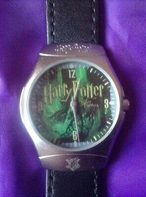 Harry Potter Watch Vintage Holographic Order Of The Phoenix Wristwatch Vintage Watches Harry Potter Watch Wrist Watch