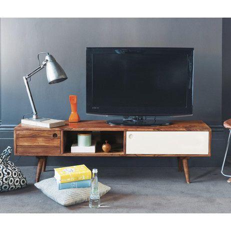 vintage tv meubel andersen maisons du monde ideas for home pinterest vintage tv tv tables and showroom - Meuble Tv Vintage Andersen