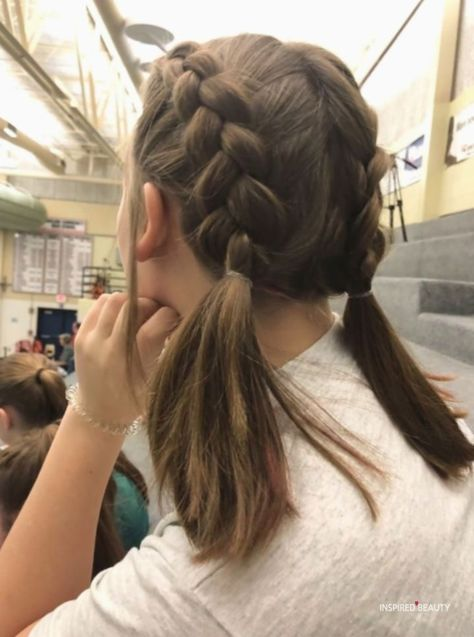 Easy Hairstyles for School Short Hair - Inspired Beauty