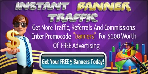 Free Banner Advertising | Banner Ads Free Traffic