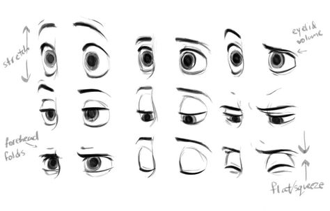 17 Ideas drawing eyes realistic sketches design reference for 2019 Cartoon Eyes Drawing, Realistic Eye Drawing, Drawing Eyes, Comic Drawing, Cute Cartoon Eyes, Easy Cartoon, Cartoon Ideas, Disney Style Drawing, Disney Art Style