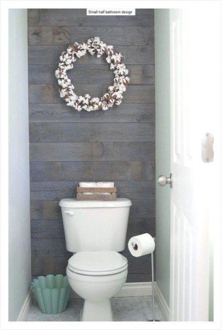 New Bath Room Makeover Rustic Half Baths Ideas Half Bath Remodel Bathroom Design Bathroom Decor