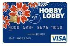 Frequent Shoppers At Hobby Lobby Stores Can Apply For The Hobby Lobby Credit Car Hobby Lobby Credit Card Small Business Credit Cards Credit Card Application