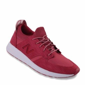 New Balance 420 Sepatu Wanita Merah Sepatu Wanita Sepatu