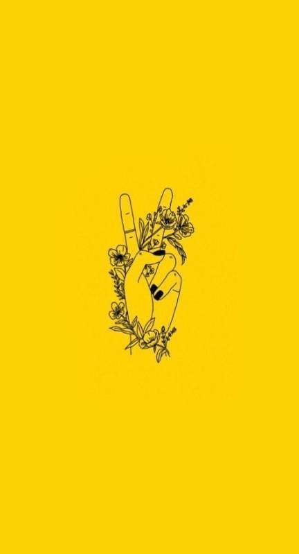 25 Yellow Aesthetic Wallpapers In 2020 Iphone Wallpaper Yellow Yellow Wallpaper Yellow Aesthetic