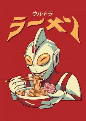 Japanese Metal Poster
