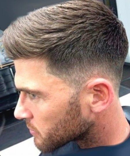 Verblasst Herren Haarschnitt Frisuren Manner Frisuren In 2019