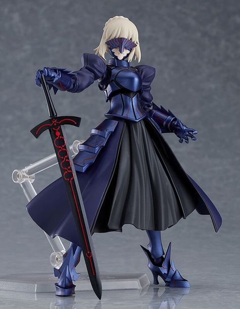 Medicom giocattolo REAL ACTION HEROES REAL ACTION HEROES fate//Stay Night SABER Alter 1//6 Action Figure