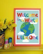 #Art #gender #neutral #Nursery #print #Rainbow#art #gender #neutral #nursery #print #rainbow