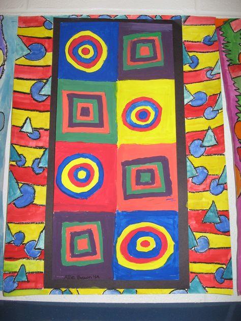 Jamestown Elementary Art Blog: Reporting. what 3rd