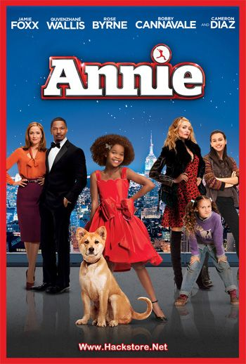 Annie 2015 Blu Ray Rip Hd Audio Latino Hackstore Quvenzhane Wallis Family Movies Dvd