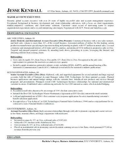 insurance resume examples ideas of insurance executive resume ...