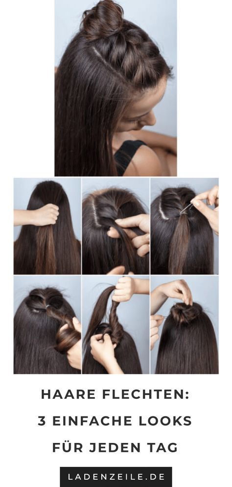 Braided hairstyles: Instructions for styling hair, #Instructions #differenthairstylesstepbystep #Flech ... -  Braided hairstyles: Instructions for styling hair,  #Manual #differenthairstylesstepbystep #Flechtf - #braided #braidedhairstyle #differenthairstylesstepbystep #flech #hair #haircolorhairstyles #hairstyleformediumlengthhair #hairstyles #hairstyleshighlights #instructions #styling