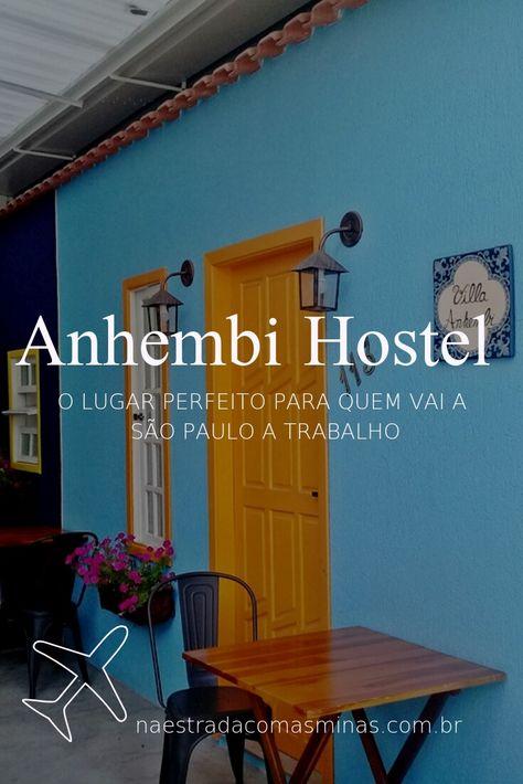 Anhembi Hostel O Lugar Perfeito Para Quem Vai A Sao Paulo A
