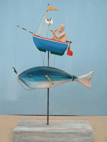The Automata Blog: British Wood Automaton Artist Peter Lennertz