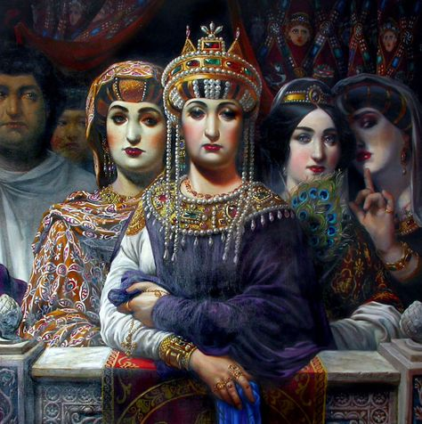 Empress Theodora: A feminist at the dawn of the Middle Ages