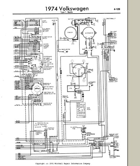 wire diagram for 1972 beetle 1972 vw bug wiring volkswagen  diagram  vw super beetle  1972 vw bug wiring volkswagen