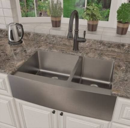 24 Ideas Farmhouse Sink Faucet Bronze Farmhouse With Images
