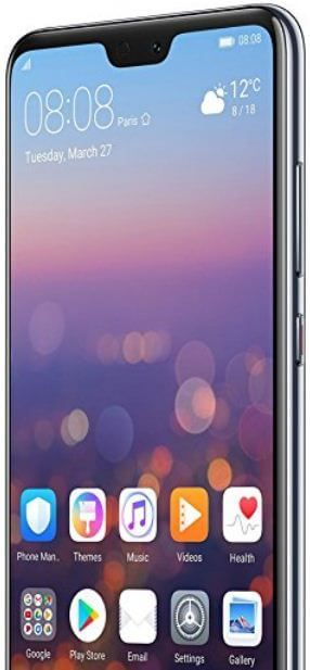 How to customize display settings on Huawei P20 Pro | Best useful