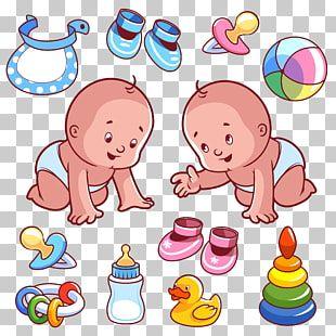 Ninos Con Accesorios Ilustracion Ilustracion Infantil De Dibujos Animados Bebe Png Clipart Baby Illustration Cartoon Illustration Clip Art