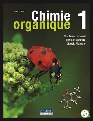 Telecharger Chimie Organique Tome 1 Livre Gratuit Pdf
