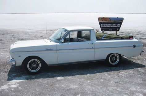'65 Ford Ranchero Survives 4,846-Mile Road Trip